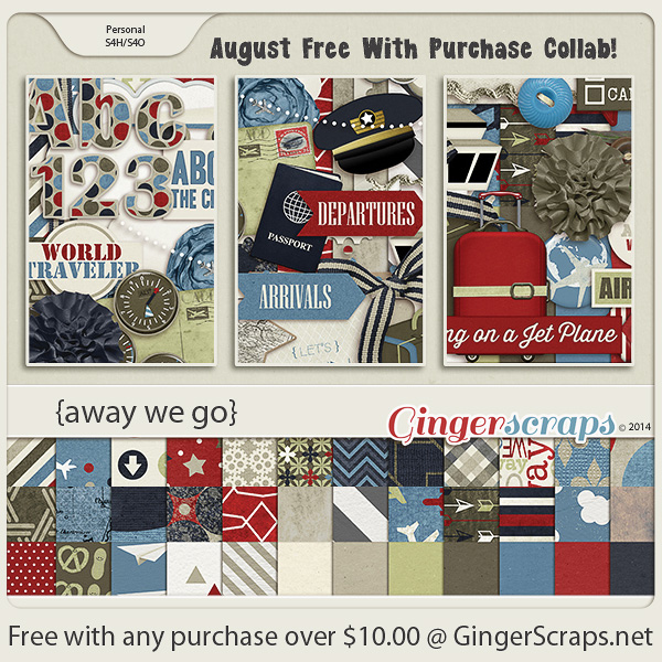 August Free With Purchase