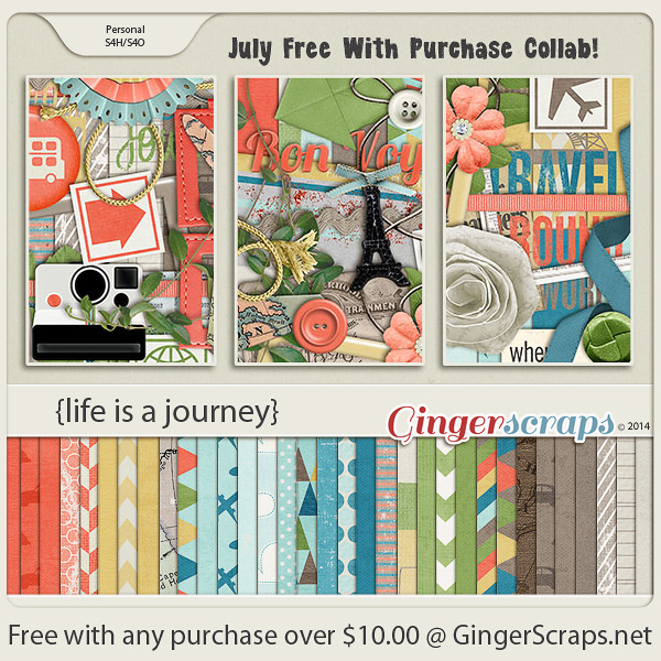 July Free With Purchase