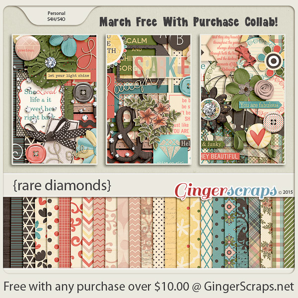 March Free With Purchase