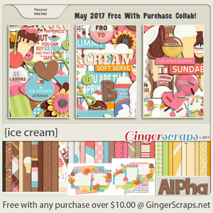 May 2017 Free With Purchase!