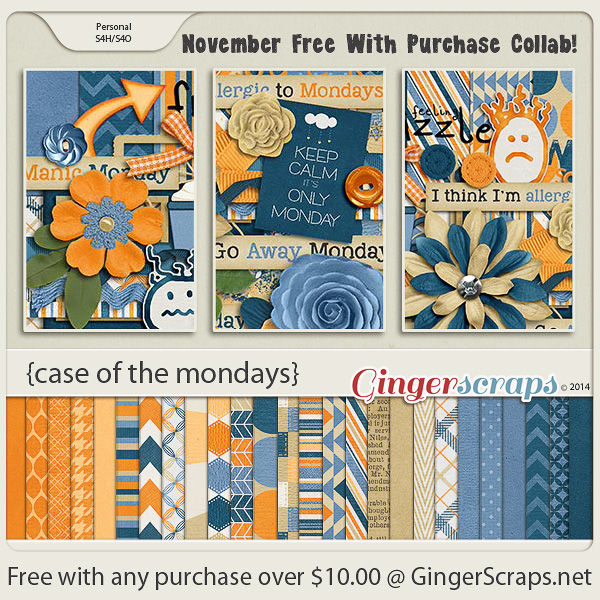 November Free With Purchase