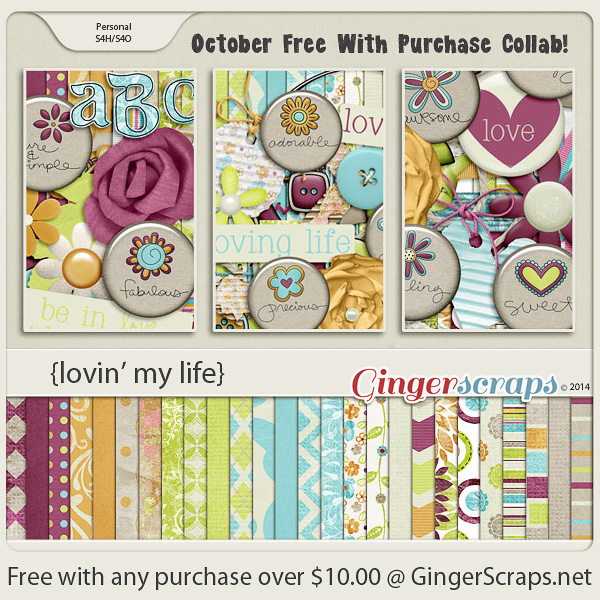 October Free With Purchase