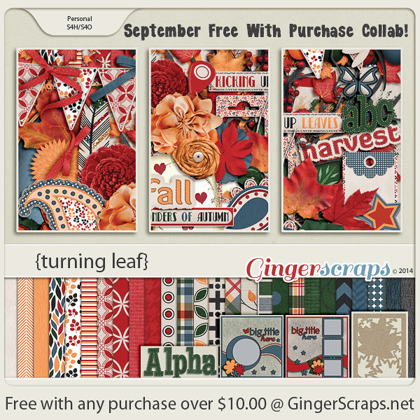 September Free With Purchase
