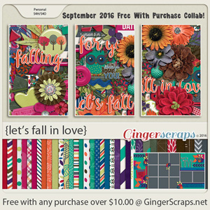 September 2016 Free With Purchase!