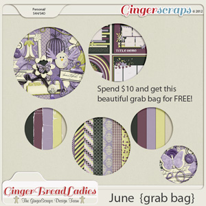June Free With Purchase