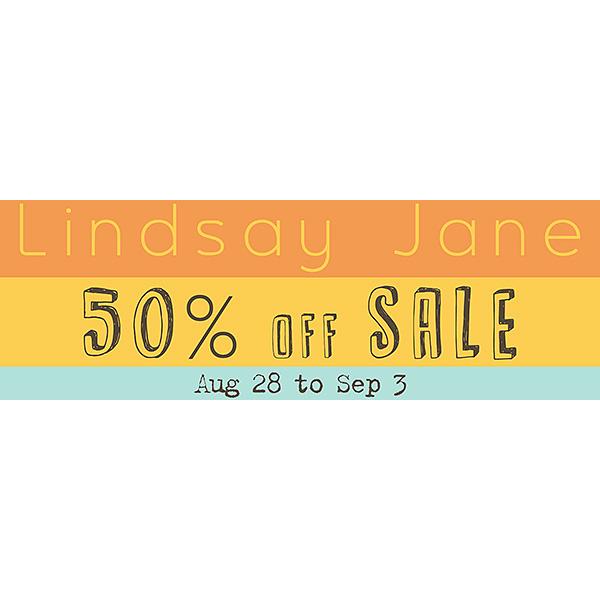 Lindsay Jane 50% off!