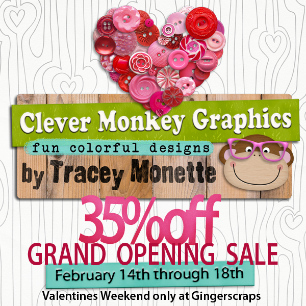 Clever Monkey Graphics 35% Off!