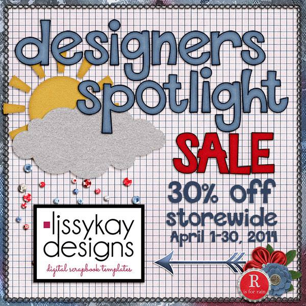 LissyKay Designs 30% off!