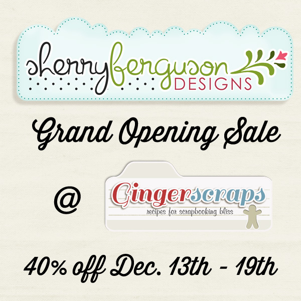 Sherry Ferguson 40% off!