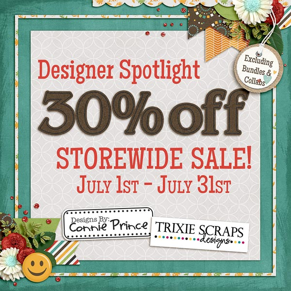 Connie Prince 30% off!