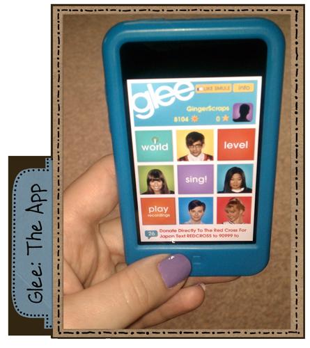 Glee: The App