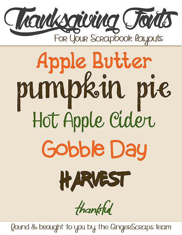 gingerscraps_thanksgiving free font