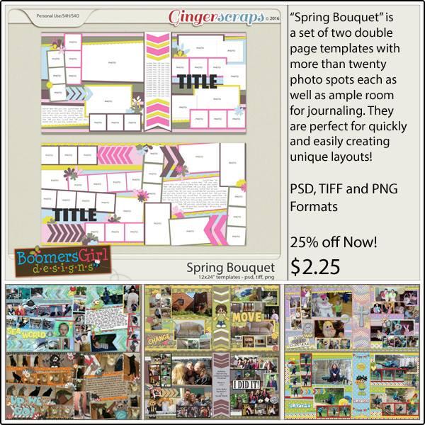 http://store.gingerscraps.net/Spring-Bouquet.html