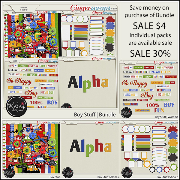 Bundle: http://store.gingerscraps.net/Boy-Stuff-Bundle-by-Keley-Designs.html Kit: http://store.gingerscraps.net/Boy-Stuff-by-Keley-Designs.html Alpha: http://store.gingerscraps.net/Boy-Stuff-Alpha-by-Keley-Designs.html Sticker: http://store.gingerscraps.net/Boy-Stuff-Sticker-by-Keley-Designs.html Wordbit: http://store.gingerscraps.net/Boy-Stuff-Wordbits-by-Keley-Designs.html