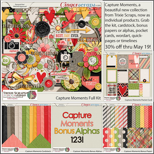 Full Kit: http://store.gingerscraps.net/Capture-Moments-Full-Kit-by-Trixie-Scraps-Designs.html Cardstock: http://store.gingerscraps.net/Capture-Moments-Cardstock-by-Trixie-Scraps-Designs.html Bonus Papers: http://store.gingerscraps.net/Capture-Moments-Bonus-Papers-by-Trixie-Scraps-Designs.html Bonus Alphas: http://store.gingerscraps.net/Capture-Moments-Bonus-Alphas-by-Trixie-Scraps-Designs.html Pocket Cards: http://store.gingerscraps.net/Capture-Moments-Pocket-Cards-by-Trixie-Scraps-Designs.html Wordart: http://store.gingerscraps.net/Capture-Moments-Wordart-by-Trixie-Scraps-Designs.html Quickpages: http://store.gingerscraps.net/Capture-Moments-Quickpages-by-Trixie-Scraps-Designs.html Timelines: http://store.gingerscraps.net/Capture-Moments-Timelines-by-Trixie-Scraps-Designs.html