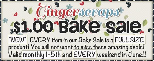 June Bake Sale