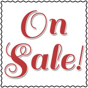 Miss Mis Designs 50% Off Sale!