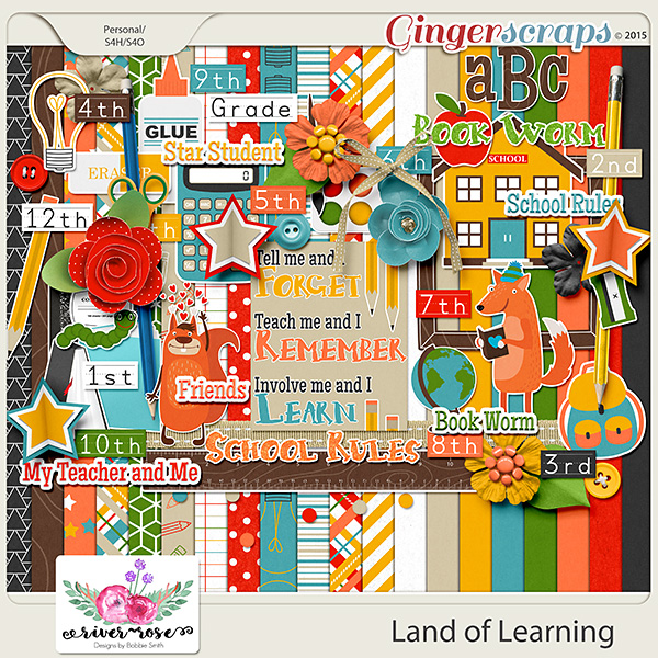 Land of Learning by River Rose