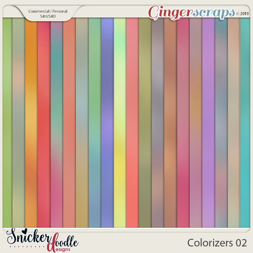 Colorizers by Snickerdoodle Designs