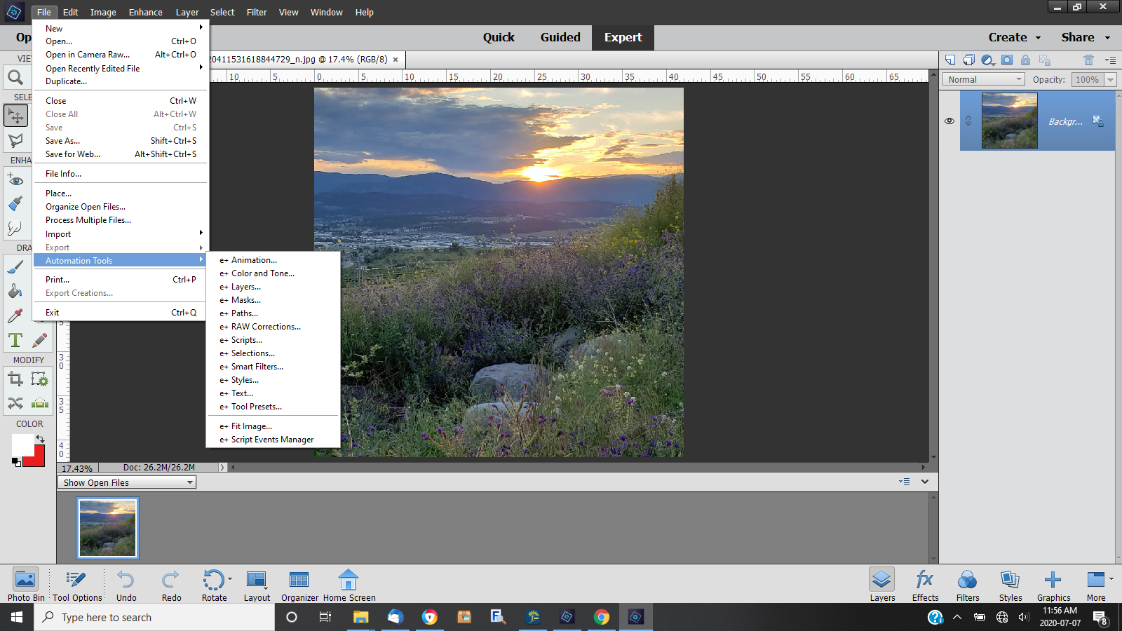 Tutorial Tuesday (Photoshop Elements+)