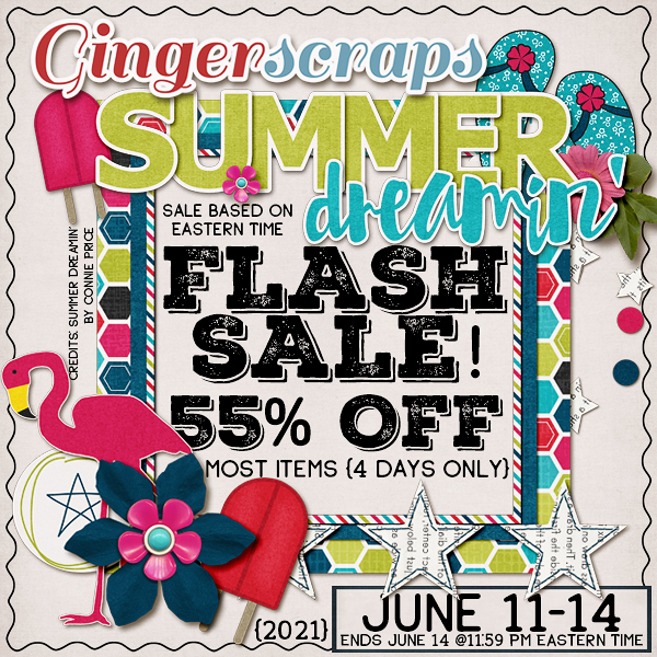 June 11: 2021: Fresh Baked and Summer Dreamin Sale